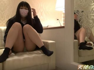 マンション中に響き渡る彼女の喘ぎ声がたまらんっす。